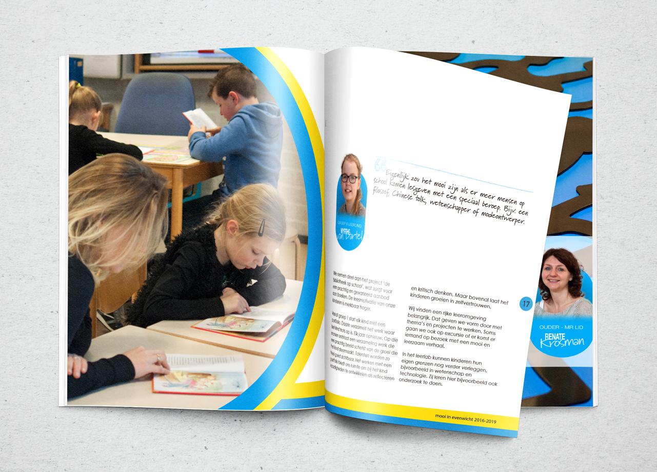 """Onze brochure """"Mooi in evenwicht"""""""
