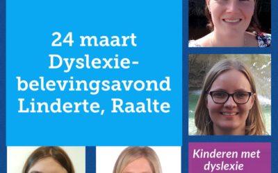 Belevingsavond Dyslexie