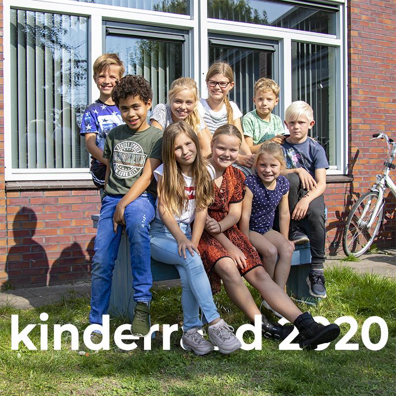 Kinderraad schooljaar 2020-2021
